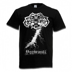 Enslaved - Yggdrasill - T-shirt (Men)