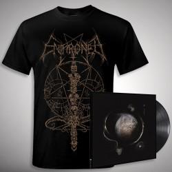 Enthroned - Bundle 4 - LP gatefold + T-shirt bundle (Men)