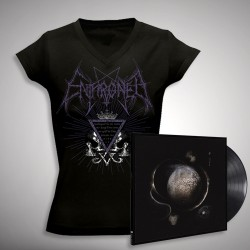 Enthroned - Bundle 6 - LP gatefold + T-shirt bundle (Women)
