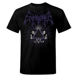 Enthroned - Seed Of Samael - T-shirt (Men)