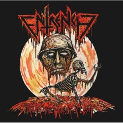 Entrench - Through The Walls OF Flesh - CD