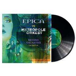 "Epica - Beyond The Matrix - The Battle - 10"" vinyl"