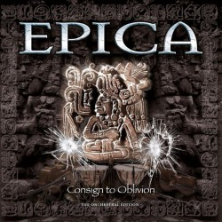 Epica - Consign To Oblivion - The Orchestral Edition - DOUBLE LP GATEFOLD COLOURED