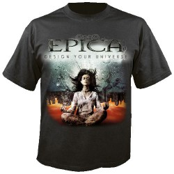 Epica - Design Your Universe - T-shirt (Men)