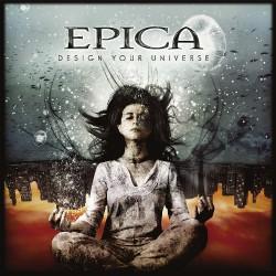 Epica - Design Your Universe - DOUBLE LP GATEFOLD COLOURED