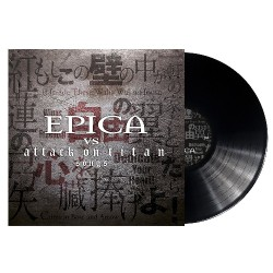 Epica - Epica vs. Attack On Titan Songs - LP