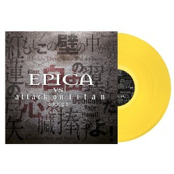 Epica - Epica vs. Attack On Titan Songs - LP Gatefold Coloured