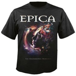 Epica - The Holographic Principle - T-shirt (Men)