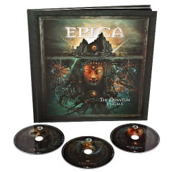 Epica - The Quantum Enigma - 3CD EARBOOK