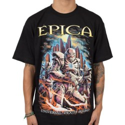 Epica - Universal Death Squad - T-shirt (Men)