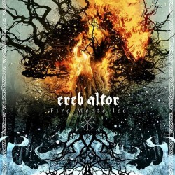 Ereb Altor - Fire Meets Ice - CD