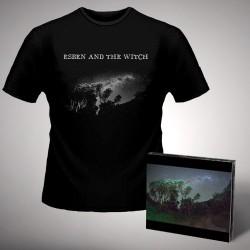 Esben And The Witch - Bundle 1 - CD DIGISLEEVE + T-shirt bundle (Men)