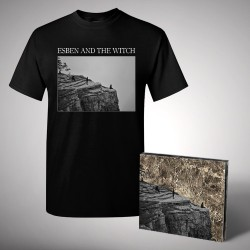 Esben And The Witch - Bundle 1 - LP + T-Shirt bundle (Men)