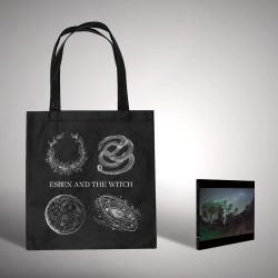 Esben And The Witch - Bundle 7 - CD Digisleeve + tote bag