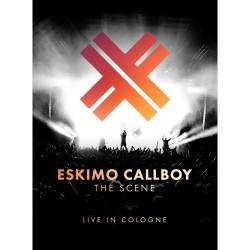 Eskimo Callboy - The Scene - Live in Cologne - Blu-ray + DVD + CD Digipak