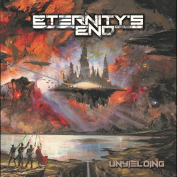Eternity's End - Unyielding - CD