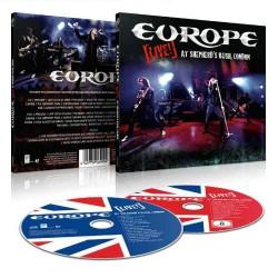Europe - Live! At Sheperd's Bush, London - CD + DVD digisleeve