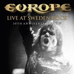 Europe - Live At Sweden Rock - 30th Anniversary Show - DOUBLE CD