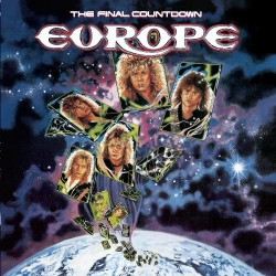 Europe - The Final Countdown - CD