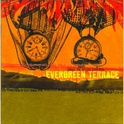 Evergreen Terrace - Burned Alive By Time - CD