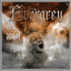 Evergrey - Recreation Day (Remasters Edition) - CD DIGIPAK