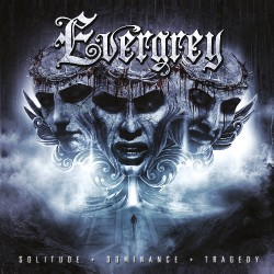 Evergrey - Solitude, Dominance, Tragedy - CD DIGIPAK