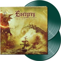 Evergrey - The Atlantic - DOUBLE LP GATEFOLD COLOURED