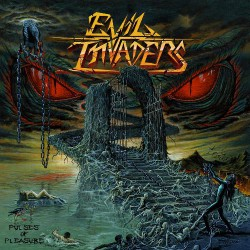 Evil Invaders - Pulses Of Pleasure - CD