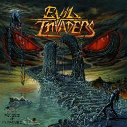 Evil Invaders - Pulses Of Pleasure - LP Gatefold