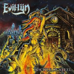 Evil-Lyn - Disciple Of Steel - CD