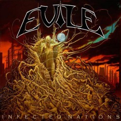 Evile - Infected Nations - DOUBLE LP Gatefold