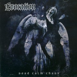 Evocation - Dead Calm Chaos - CD