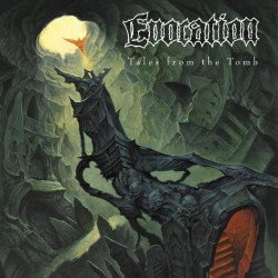 Evocation - Tales from the tomb - CD