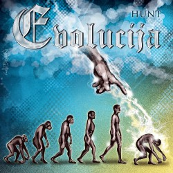 Evolucija - Hunt - CD