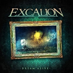 Excalion - Dream Alive - CD DIGIPAK