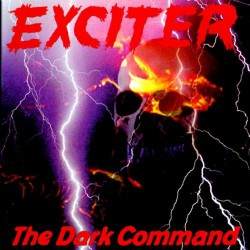 Exciter - The Dark Command - CD