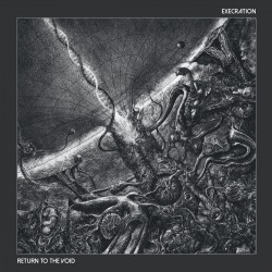 Execration - Return To The Void - CD DIGIPAK