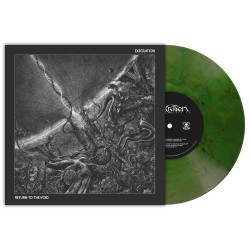 Execration - Return To The Void - LP Gatefold Coloured