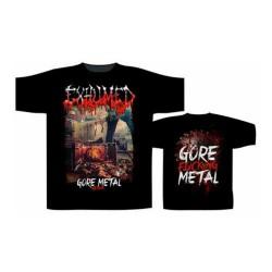Exhumed - Gore Metal Redux - T-shirt