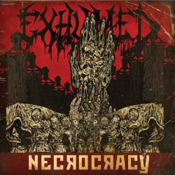 Exhumed - Necrocracy - CD