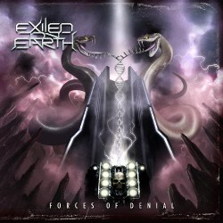 Exiled On Earth - Forces Of Denial - CD