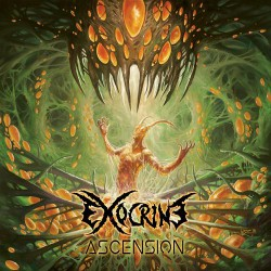 Exocrine - Ascension - CD DIGIPAK