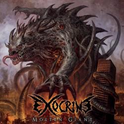Exocrine - Molten Giant - CD