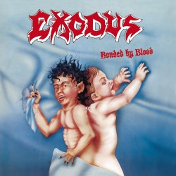 Exodus - Bonded By Blood - LP COLOURED