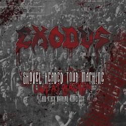 Exodus - Shovel Headed Tour Machine - DOUBLE LP GATEFOLD COLOURED