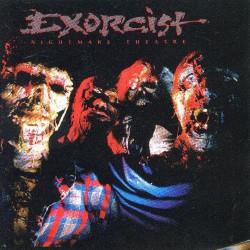 Exorcist - Nightmare Theatre - DOUBLE CD SLIPCASE