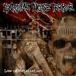 Extreme Noise Terror - Law of Retaliation - CD