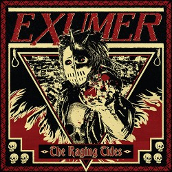 Exumer - The Raging Tides - LP