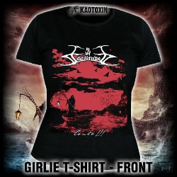 Eye Of Solitude - Canto III - T shirt girlie