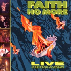 Faith No More - Live At The Brixton Academy - CD